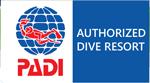 padi authorized dive resort