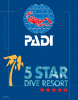 padi authorized dive resort