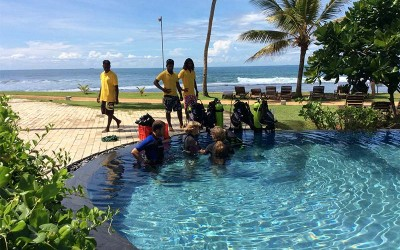 dive-training